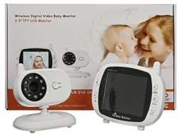 "Видеоняня Wireless Digital Video Baby Monitor 3.5"" оптом"